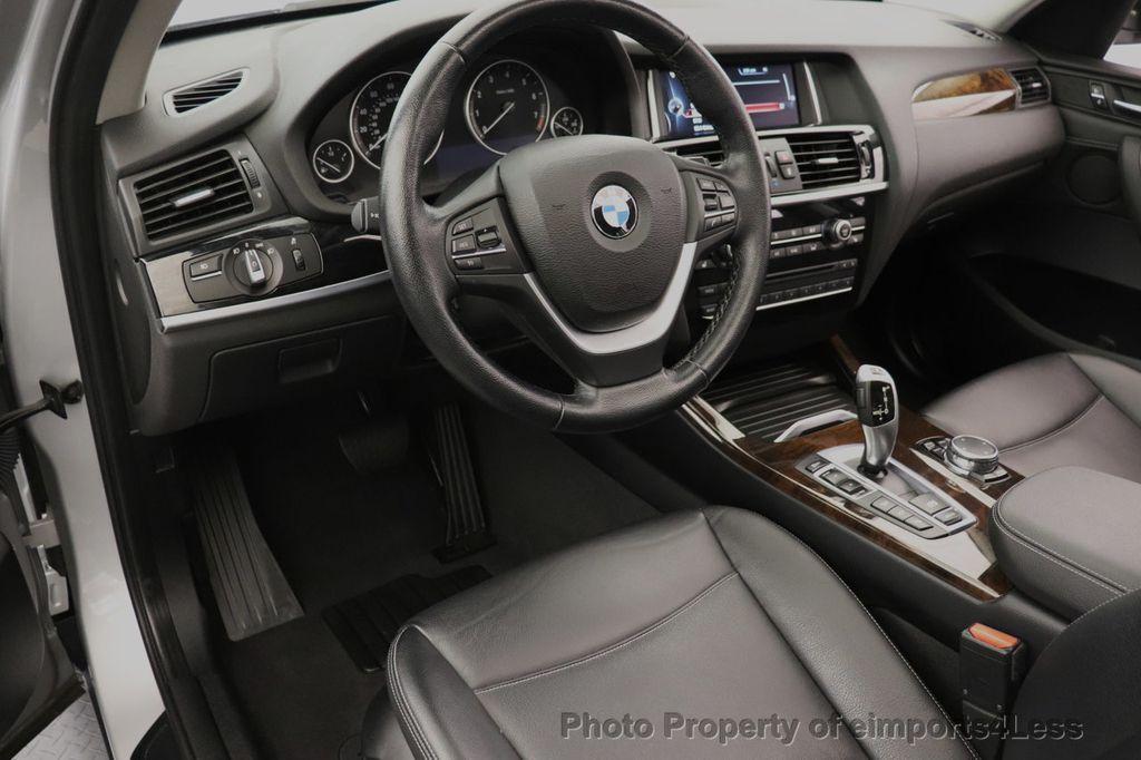 2016 BMW X3 CERTIFIED X3 xDrive28i PREMIUM AWD DRIVING ASSISTANCE PLUS - 18518151 - 28