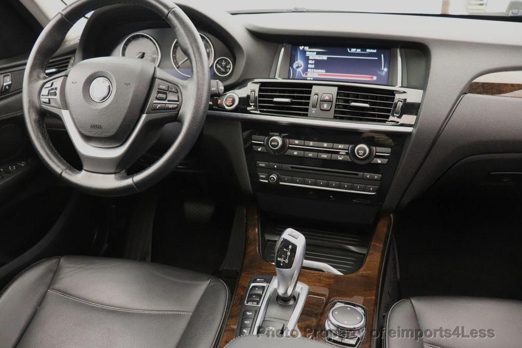 2016 BMW X3 CERTIFIED X3 xDrive28i PREMIUM AWD DRIVING ASSISTANCE PLUS - 18518151 - 29