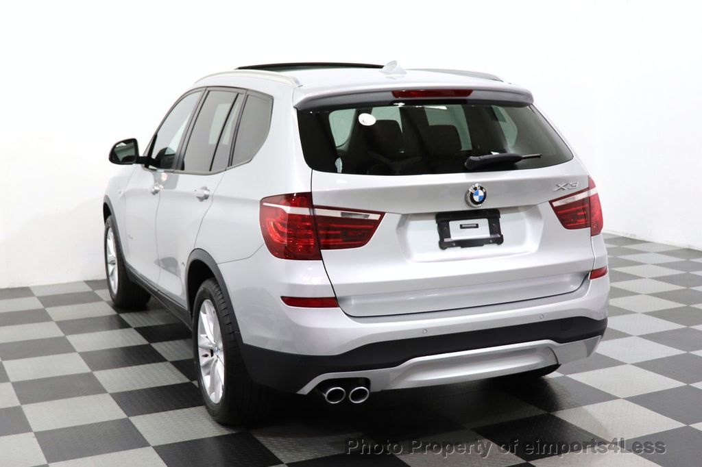 2016 BMW X3 CERTIFIED X3 xDrive28i PREMIUM AWD DRIVING ASSISTANCE PLUS - 18518151 - 38