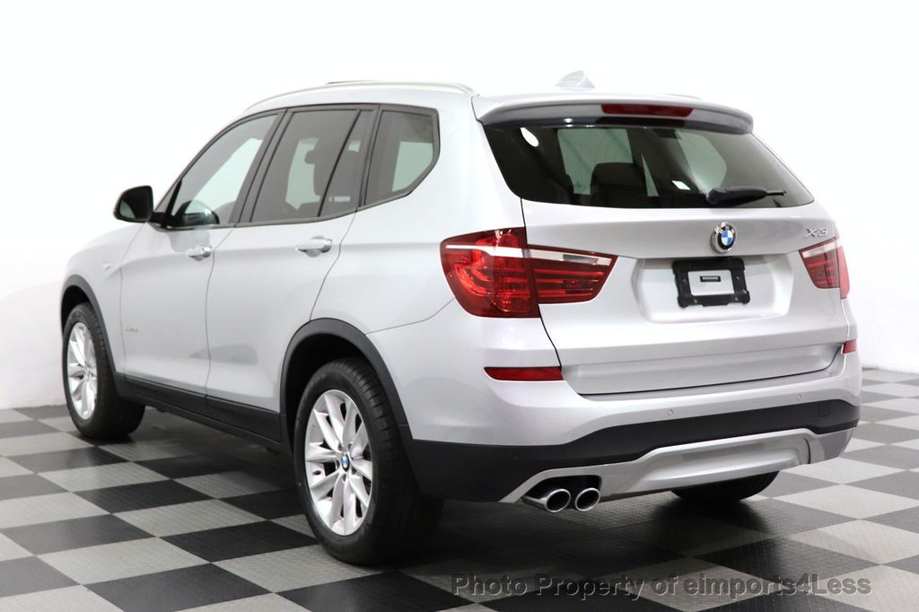 2016 BMW X3 CERTIFIED X3 xDrive28i PREMIUM AWD DRIVING ASSISTANCE PLUS - 18518151 - 3
