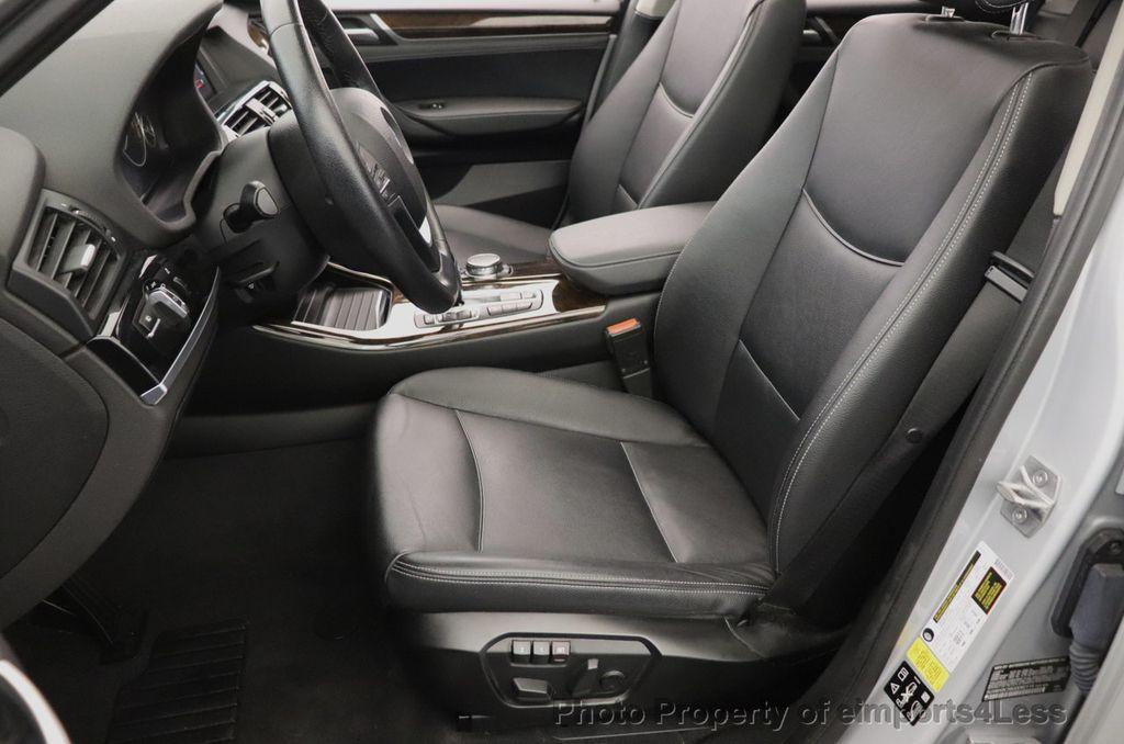 2016 BMW X3 CERTIFIED X3 xDrive28i PREMIUM AWD DRIVING ASSISTANCE PLUS - 18518151 - 40