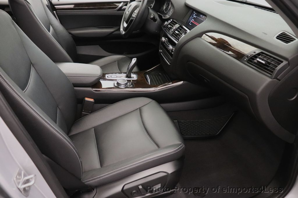 2016 BMW X3 CERTIFIED X3 xDrive28i PREMIUM AWD DRIVING ASSISTANCE PLUS - 18518151 - 41