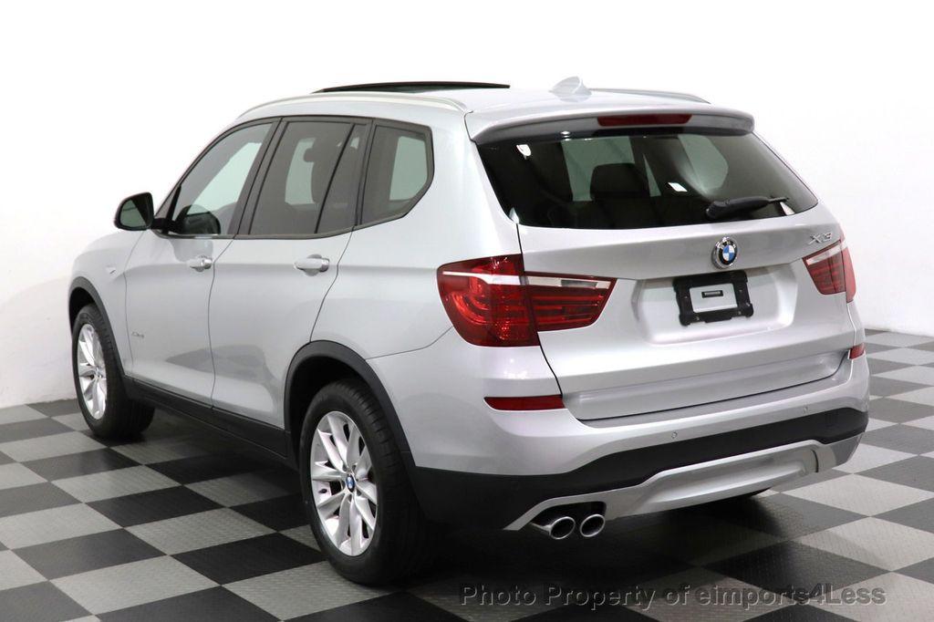 2016 BMW X3 CERTIFIED X3 xDrive28i PREMIUM AWD DRIVING ASSISTANCE PLUS - 18518151 - 45
