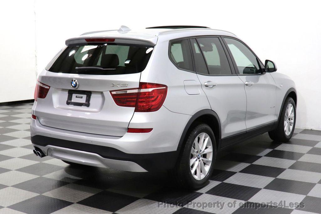2016 BMW X3 CERTIFIED X3 xDrive28i PREMIUM AWD DRIVING ASSISTANCE PLUS - 18518151 - 4
