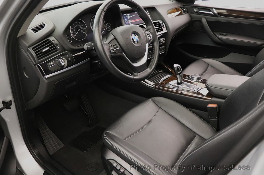 2016 BMW X3 CERTIFIED X3 xDrive28i PREMIUM AWD DRIVING ASSISTANCE PLUS - 18518151 - 5
