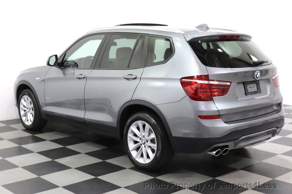 2016 BMW X3 CERTIFIED X3 xDrive28i PREMIUM PACKAGE AWD CAMERA NAV - 18518149 - 15