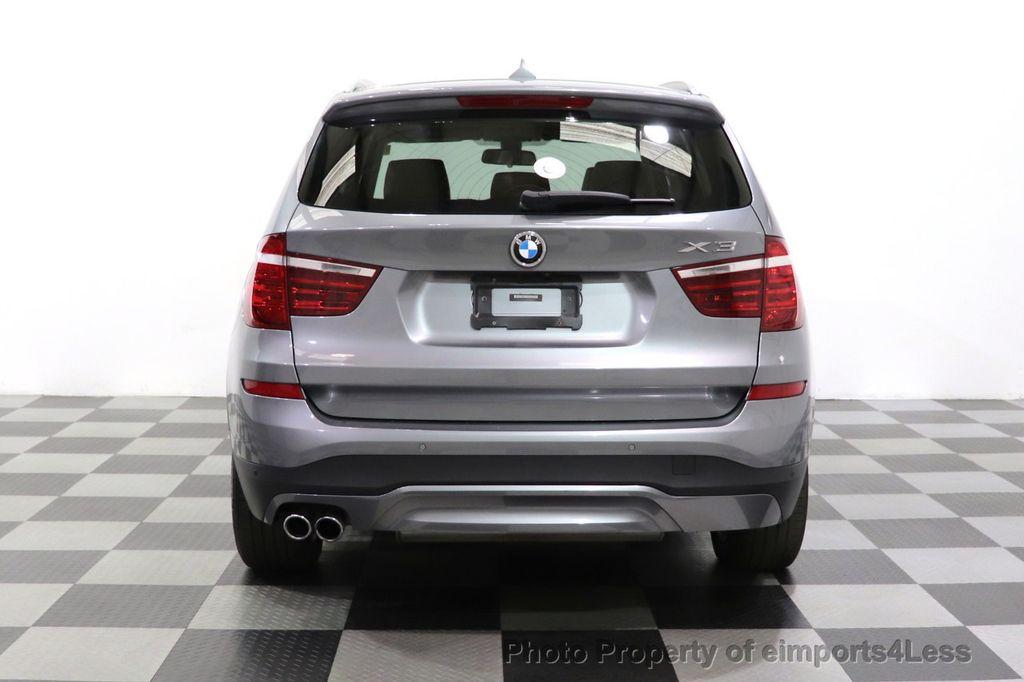 2016 BMW X3 CERTIFIED X3 xDrive28i PREMIUM PACKAGE AWD CAMERA NAV - 18518149 - 16