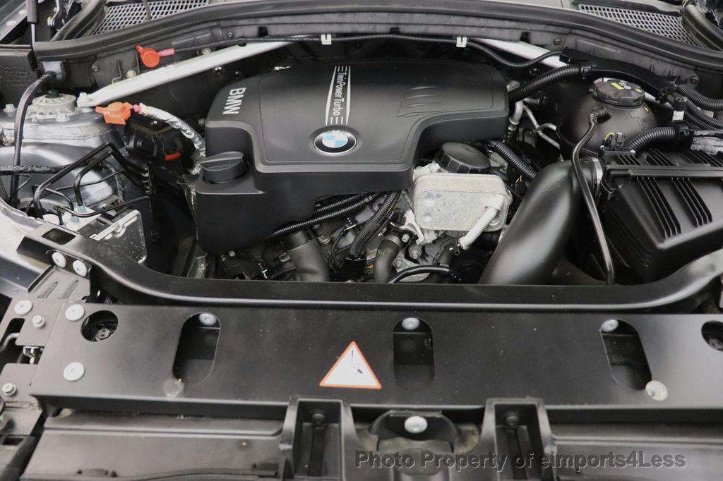 2016 BMW X3 CERTIFIED X3 xDrive28i PREMIUM PACKAGE AWD CAMERA NAV - 18518149 - 19