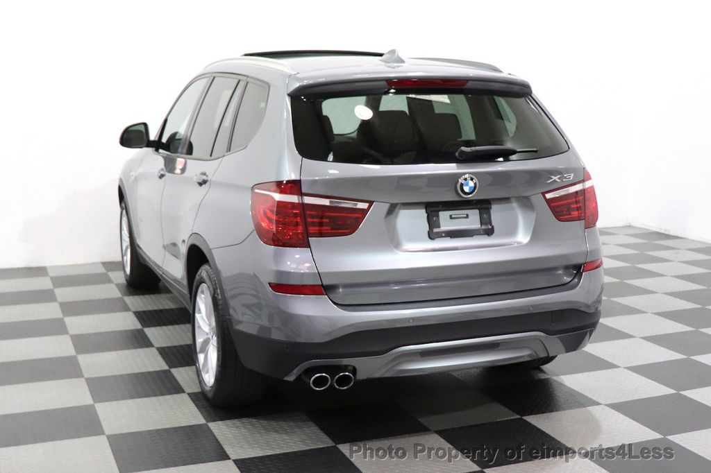 2016 BMW X3 CERTIFIED X3 xDrive28i PREMIUM PACKAGE AWD CAMERA NAV - 18518149 - 29