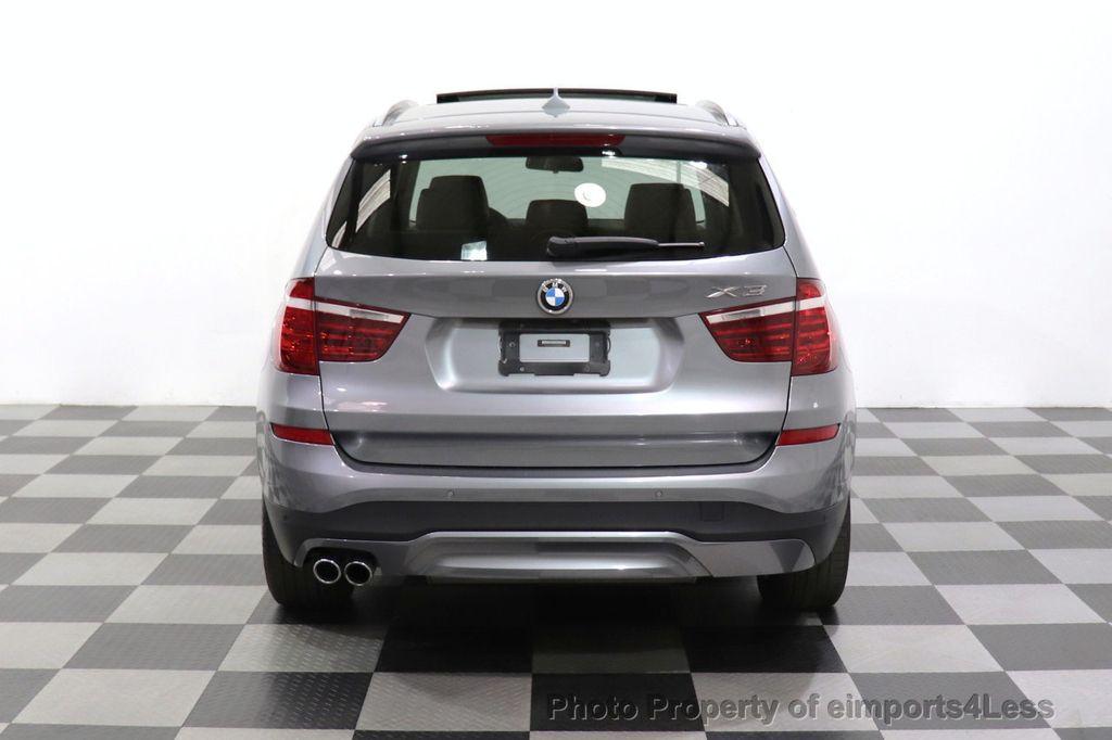 2016 BMW X3 CERTIFIED X3 xDrive28i PREMIUM PACKAGE AWD CAMERA NAV - 18518149 - 30