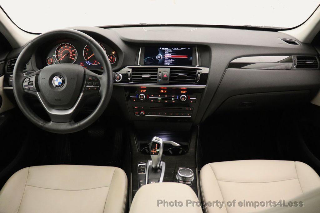 2016 BMW X3 CERTIFIED X3 xDrive28i PREMIUM PACKAGE AWD CAMERA NAV - 18518149 - 33