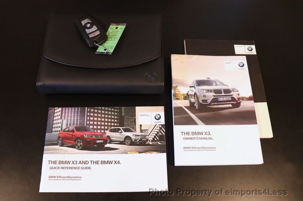 2016 BMW X3 CERTIFIED X3 xDrive28i PREMIUM PACKAGE AWD CAMERA NAV - 18518149 - 34