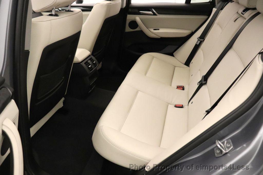2016 BMW X3 CERTIFIED X3 xDrive28i PREMIUM PACKAGE AWD CAMERA NAV - 18518149 - 7