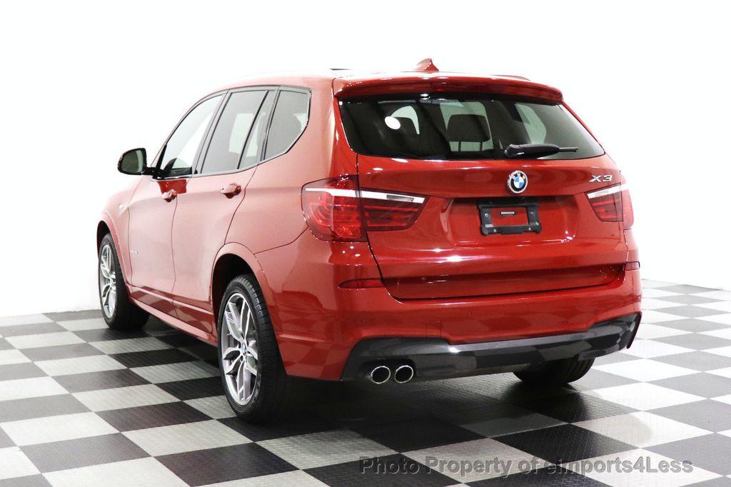 2016 BMW X3 CERTIFIED X3 xDrive35i M Sport AWD TECH HUD NAV CAM LED - 18561289 - 16