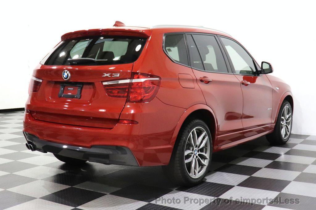2016 BMW X3 CERTIFIED X3 xDrive35i M Sport AWD TECH HUD NAV CAM LED - 18561289 - 18