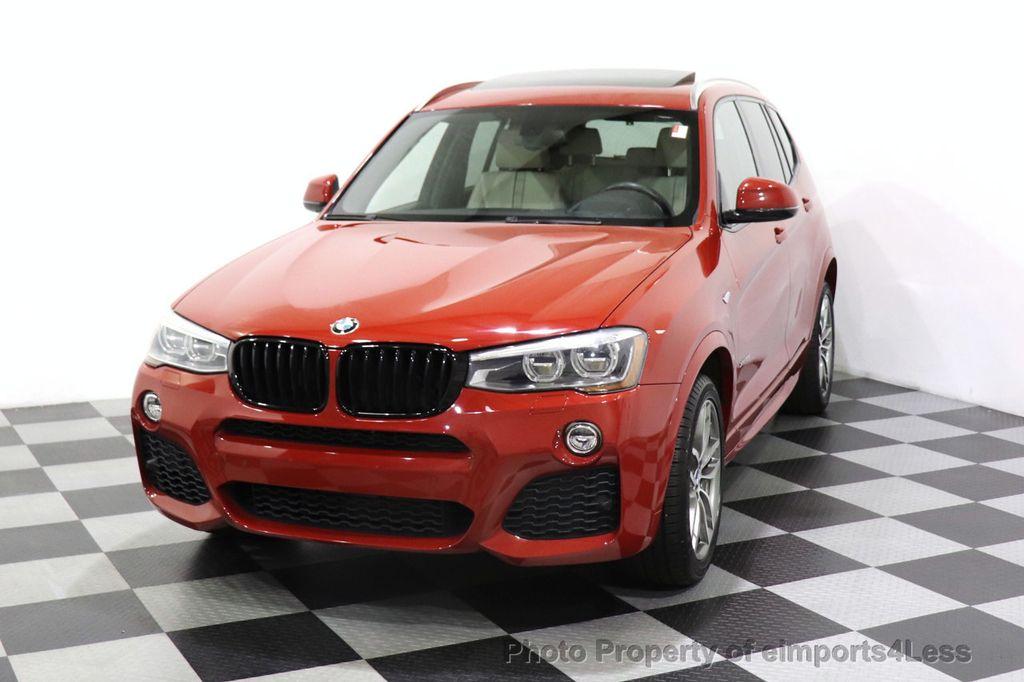 2016 BMW X3 CERTIFIED X3 xDrive35i M Sport AWD TECH HUD NAV CAM LED - 18561289 - 27
