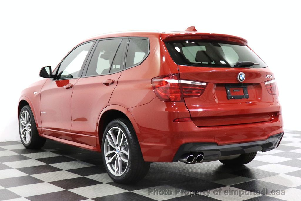2016 BMW X3 CERTIFIED X3 xDrive35i M Sport AWD TECH HUD NAV CAM LED - 18561289 - 2