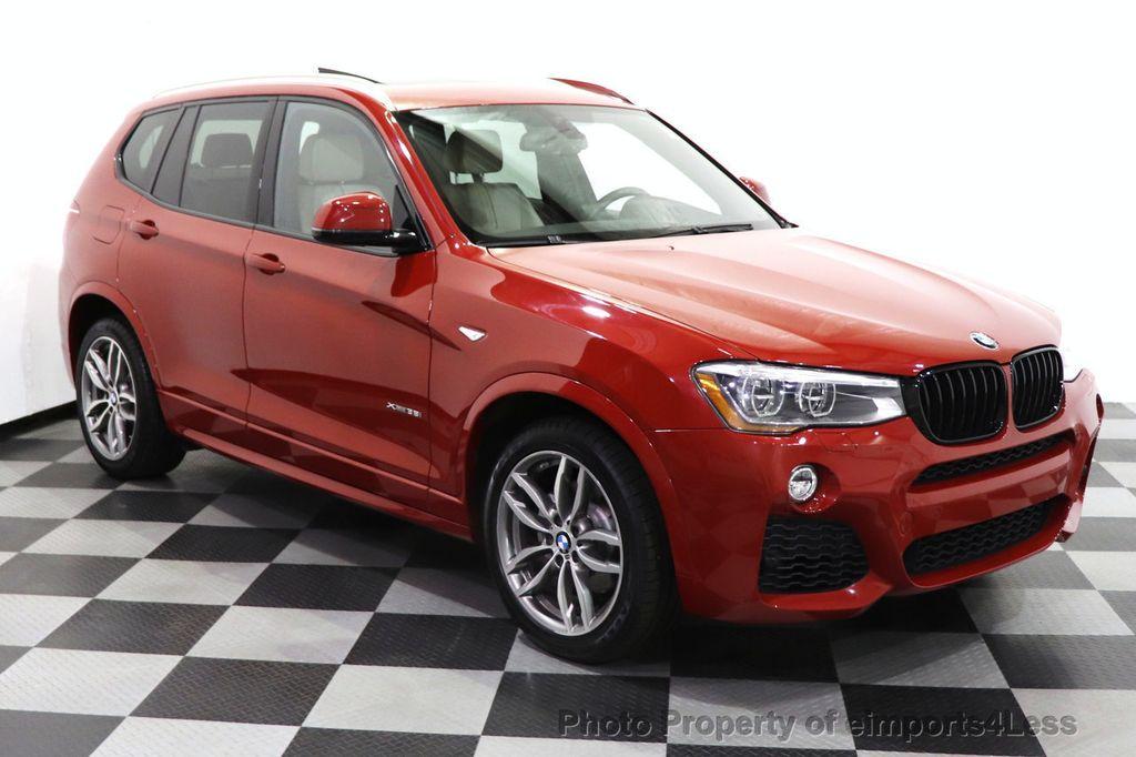 2016 BMW X3 CERTIFIED X3 xDrive35i M Sport AWD TECH HUD NAV CAM LED - 18561289 - 28