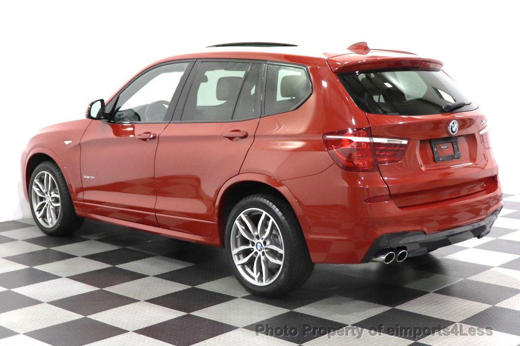 2016 BMW X3 CERTIFIED X3 xDrive35i M Sport AWD TECH HUD NAV CAM LED - 18561289 - 29