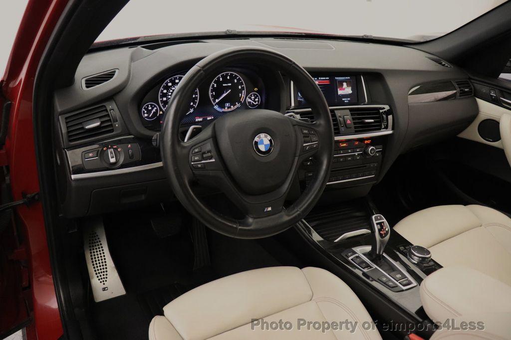 2016 BMW X3 CERTIFIED X3 xDrive35i M Sport AWD TECH HUD NAV CAM LED - 18561289 - 32