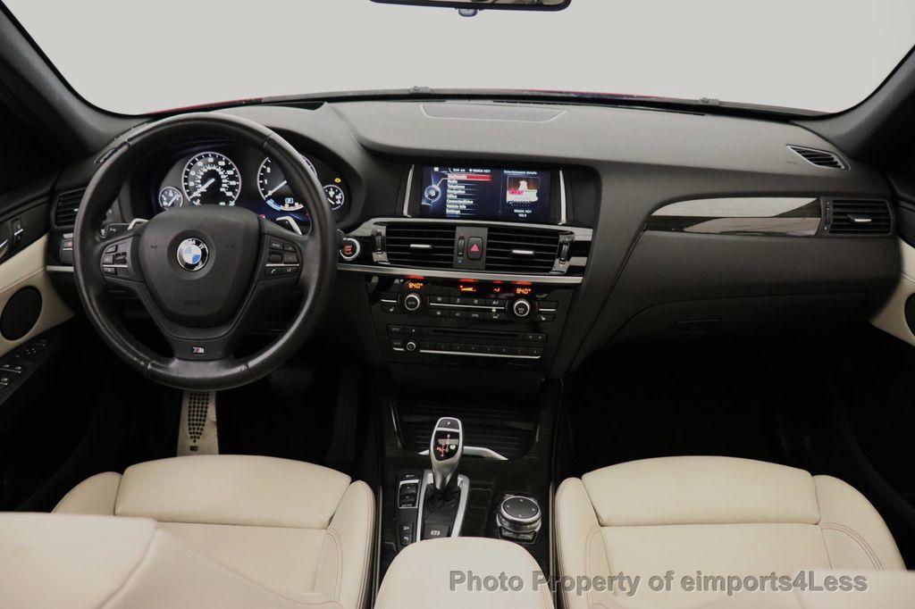 2016 BMW X3 CERTIFIED X3 xDrive35i M Sport AWD TECH HUD NAV CAM LED - 18561289 - 33