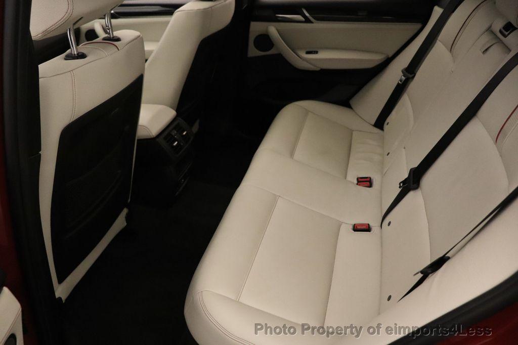 2016 BMW X3 CERTIFIED X3 xDrive35i M Sport AWD TECH HUD NAV CAM LED - 18561289 - 35