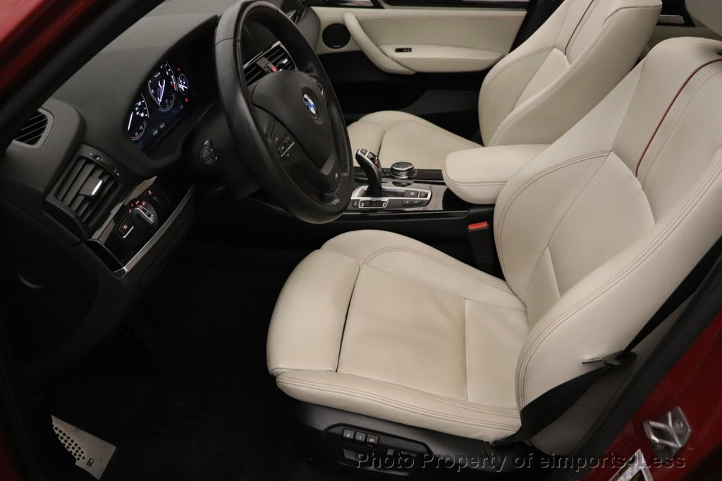 2016 BMW X3 CERTIFIED X3 xDrive35i M Sport AWD TECH HUD NAV CAM LED - 18561289 - 37