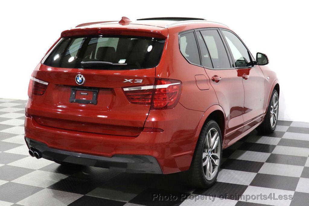 2016 BMW X3 CERTIFIED X3 xDrive35i M Sport AWD TECH HUD NAV CAM LED - 18561289 - 3