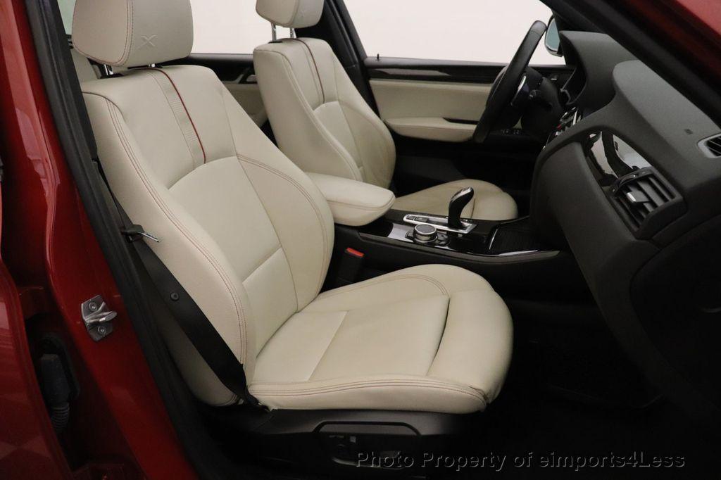 2016 BMW X3 CERTIFIED X3 xDrive35i M Sport AWD TECH HUD NAV CAM LED - 18561289 - 38