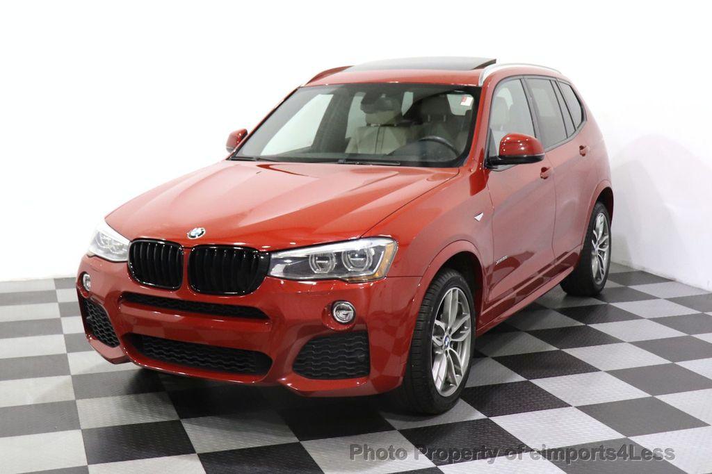 2016 BMW X3 CERTIFIED X3 xDrive35i M Sport AWD TECH HUD NAV CAM LED - 18561289 - 43