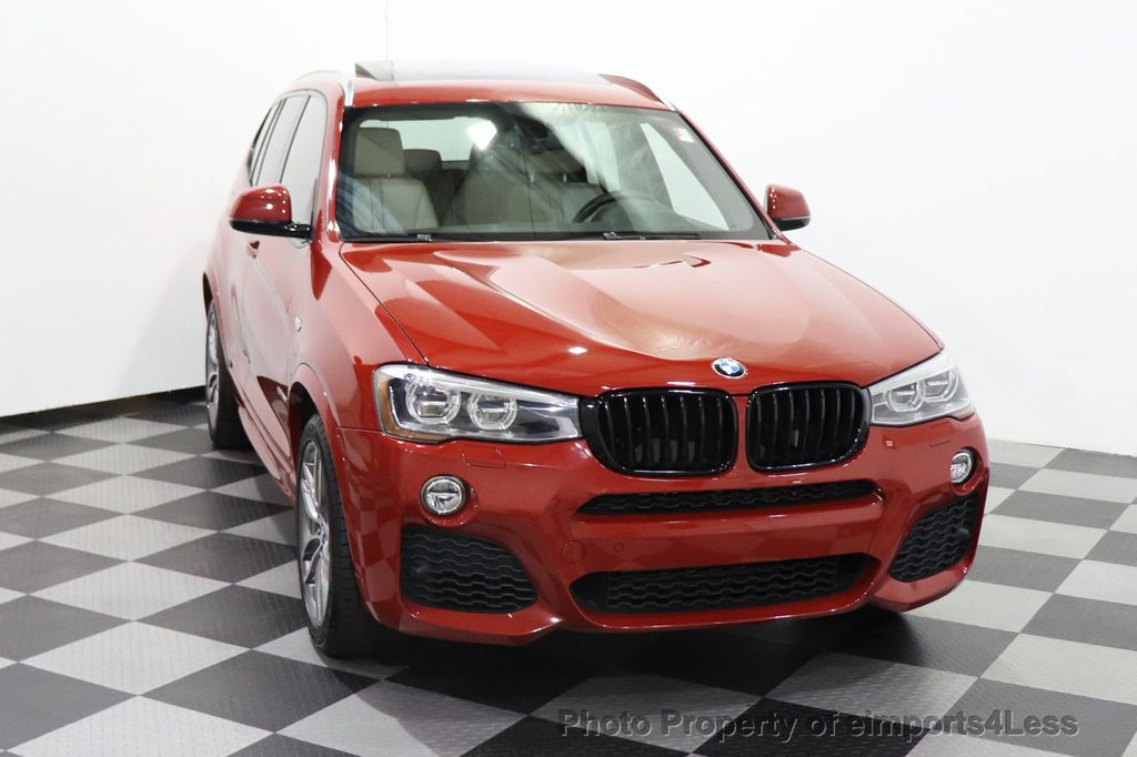 2016 BMW X3 CERTIFIED X3 xDrive35i M Sport AWD TECH HUD NAV CAM LED - 18561289 - 45