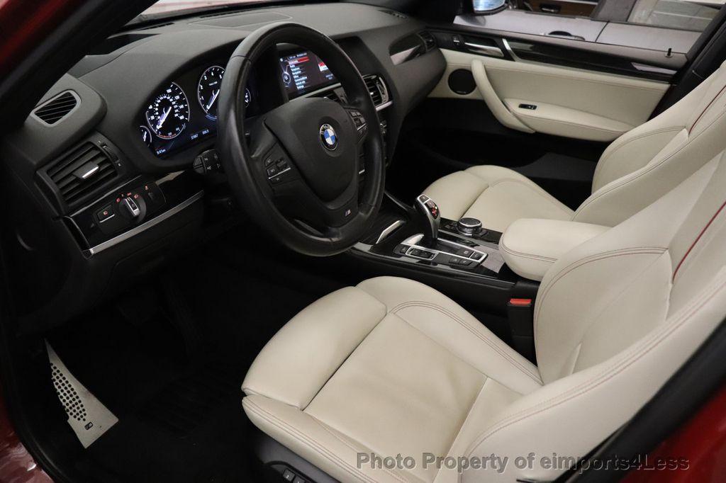2016 BMW X3 CERTIFIED X3 xDrive35i M Sport AWD TECH HUD NAV CAM LED - 18561289 - 48