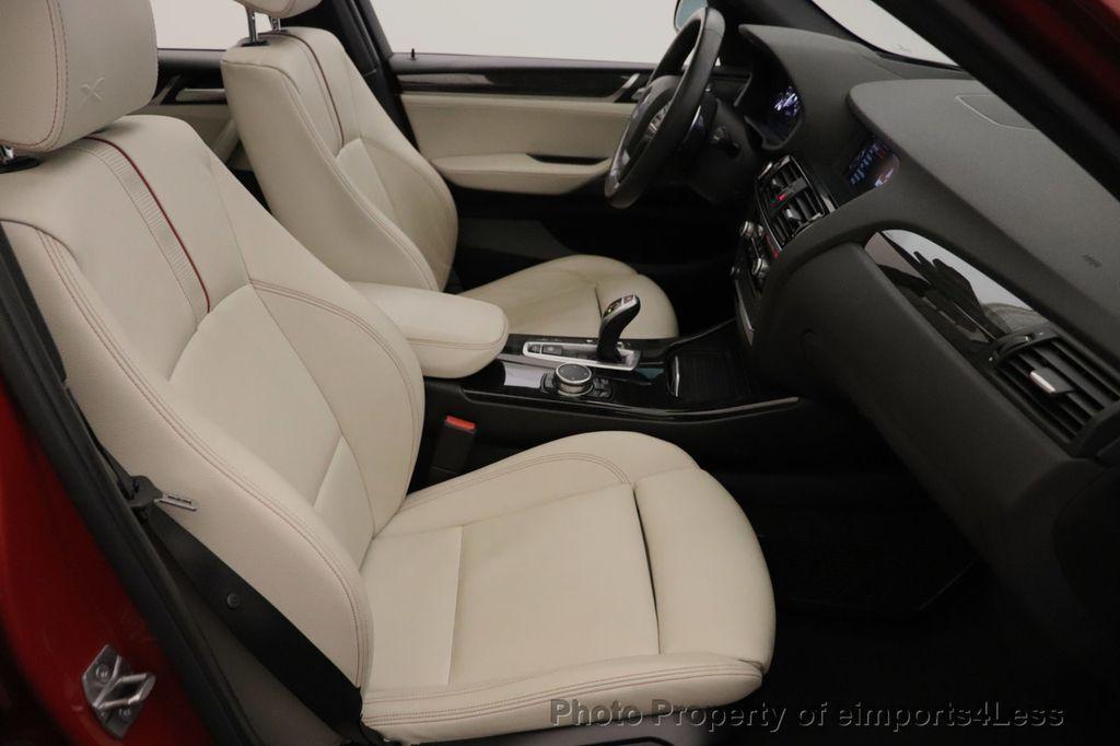 2016 BMW X3 CERTIFIED X3 xDrive35i M Sport AWD TECH HUD NAV CAM LED - 18561289 - 49