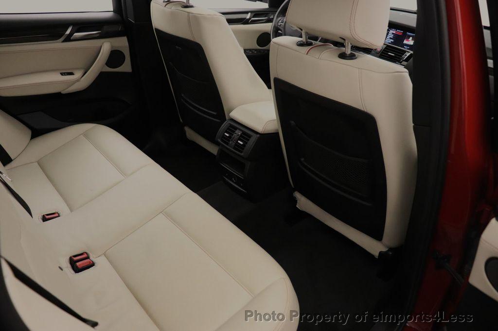 2016 BMW X3 CERTIFIED X3 xDrive35i M Sport AWD TECH HUD NAV CAM LED - 18561289 - 51