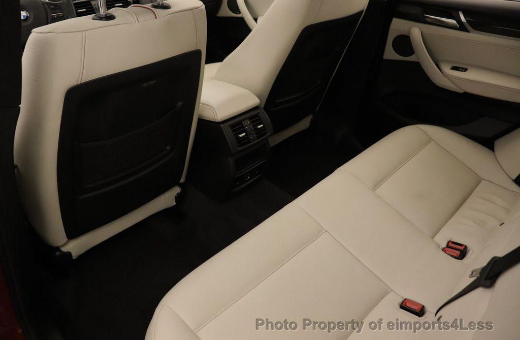 2016 BMW X3 CERTIFIED X3 xDrive35i M Sport AWD TECH HUD NAV CAM LED - 18561289 - 7