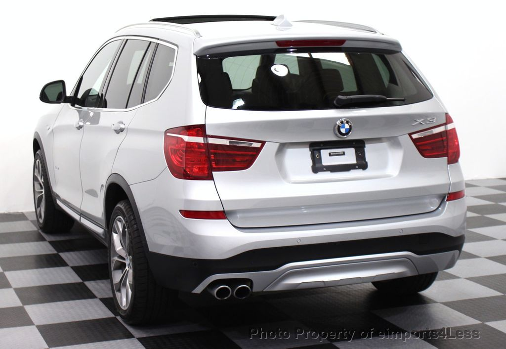 2016 used bmw x3 certified x3 xline sdrive28i suv premium tech navi at eimports4less serving. Black Bedroom Furniture Sets. Home Design Ideas