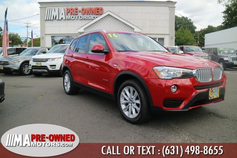 2016 Used Bmw X3 Sdrive28i At Webe Autos Serving Long Island Ny Iid 19365421