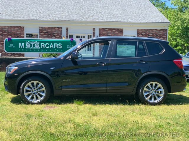 Used BMW Suv >> 2016 Used Bmw X3 This Black On Black Super Sporty Suv Is Like New Still At Motorcars Incorporated Serving Plainville Ct Iid 18671604