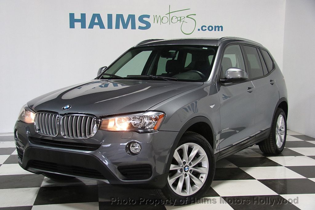 2016 used bmw x3 xdrive28i at haims motors serving fort lauderdale hollywood miami fl iid. Black Bedroom Furniture Sets. Home Design Ideas