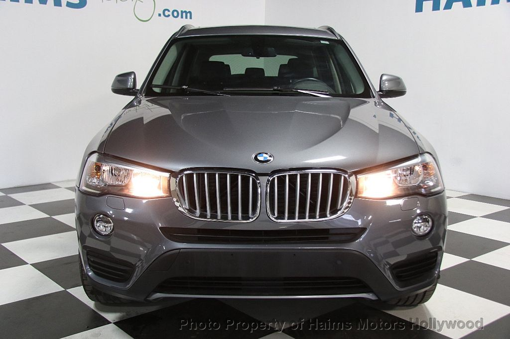 2016 used bmw x3 xdrive28i at haims motors serving fort lauderdale