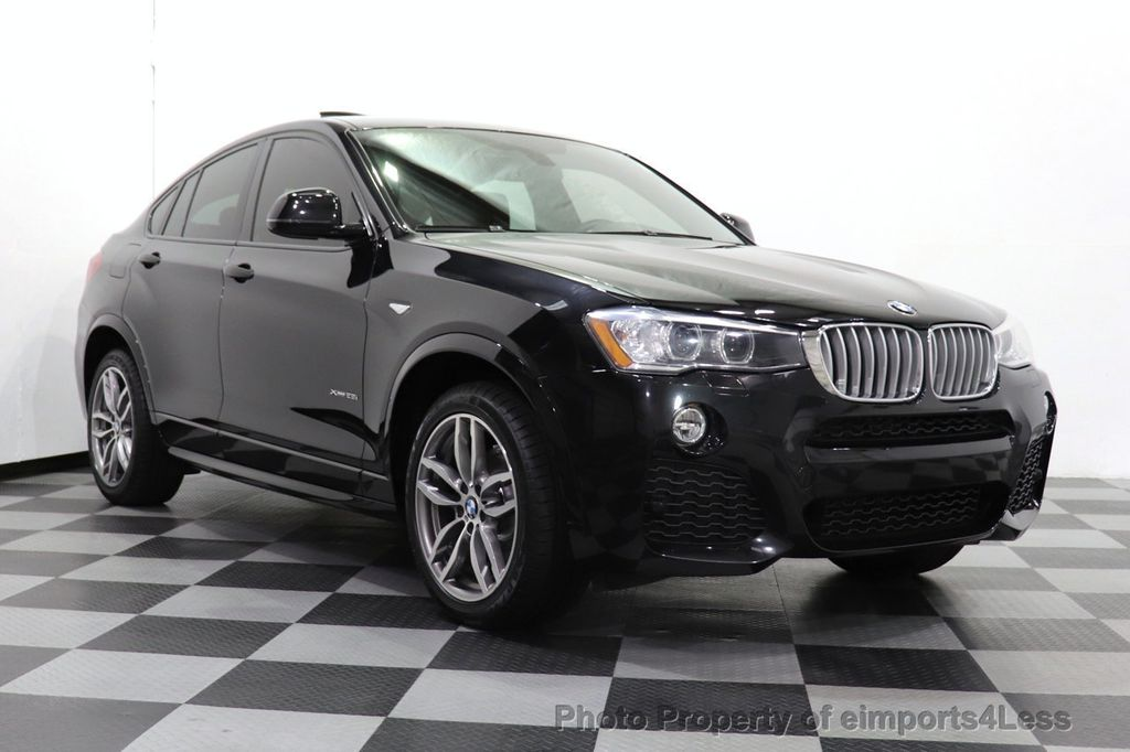 2016 used bmw x4 certified x4 xdrive28i m sport package. Black Bedroom Furniture Sets. Home Design Ideas