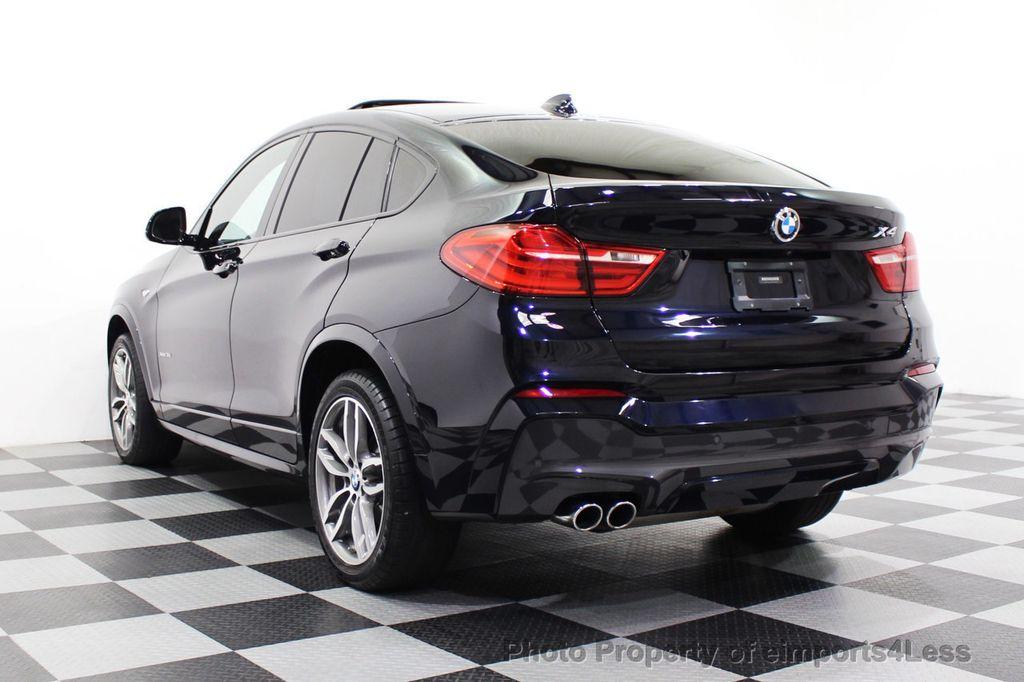 2016 BMW X4 CERTIFIED X4 xDRIVE35i M Sport AWD TECH CAMERA HUD NAV - 18081087 - 16
