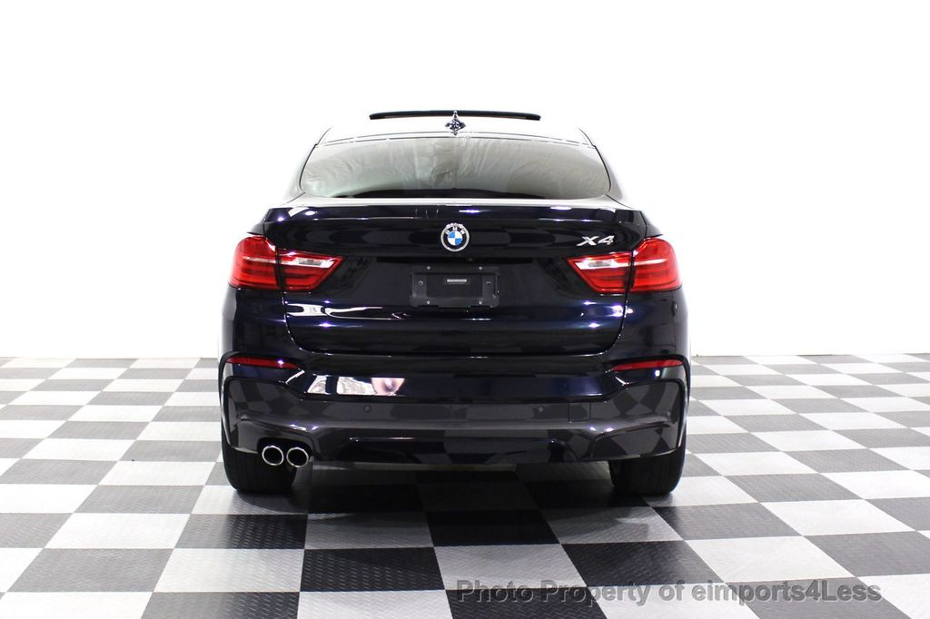 2016 BMW X4 CERTIFIED X4 xDRIVE35i M Sport AWD TECH CAMERA HUD NAV - 18081087 - 17