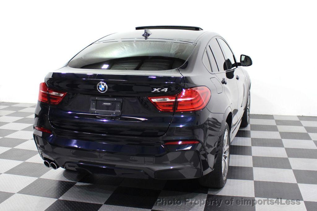 2016 BMW X4 CERTIFIED X4 xDRIVE35i M Sport AWD TECH CAMERA HUD NAV - 18081087 - 18