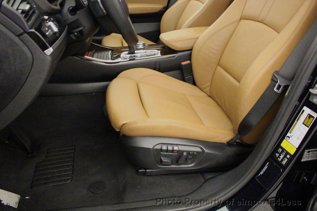 2016 BMW X4 CERTIFIED X4 xDRIVE35i M Sport AWD TECH CAMERA HUD NAV - 18081087 - 24