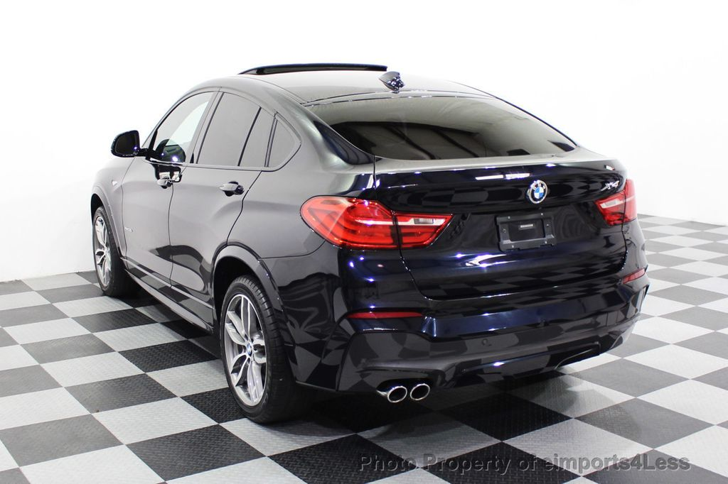 2016 BMW X4 CERTIFIED X4 xDRIVE35i M Sport AWD TECH CAMERA HUD NAV - 18081087 - 2