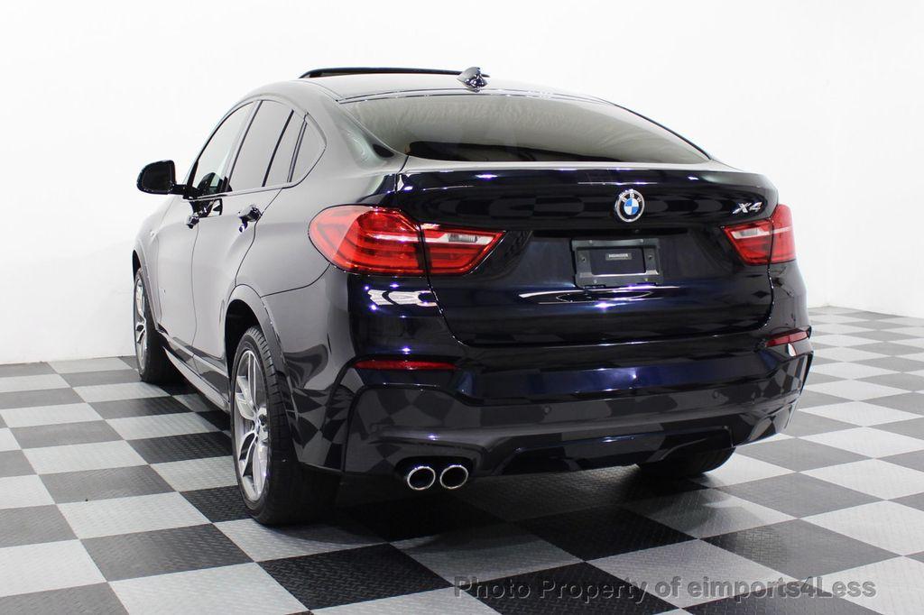 2016 BMW X4 CERTIFIED X4 xDRIVE35i M Sport AWD TECH CAMERA HUD NAV - 18081087 - 31
