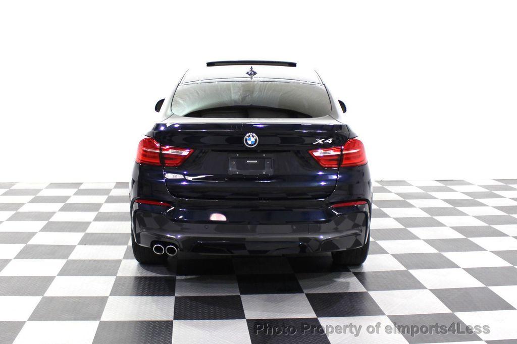 2016 BMW X4 CERTIFIED X4 xDRIVE35i M Sport AWD TECH CAMERA HUD NAV - 18081087 - 32