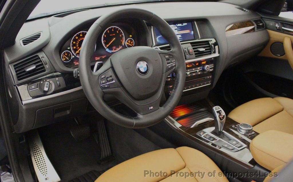 2016 BMW X4 CERTIFIED X4 xDRIVE35i M Sport AWD TECH CAMERA HUD NAV - 18081087 - 34