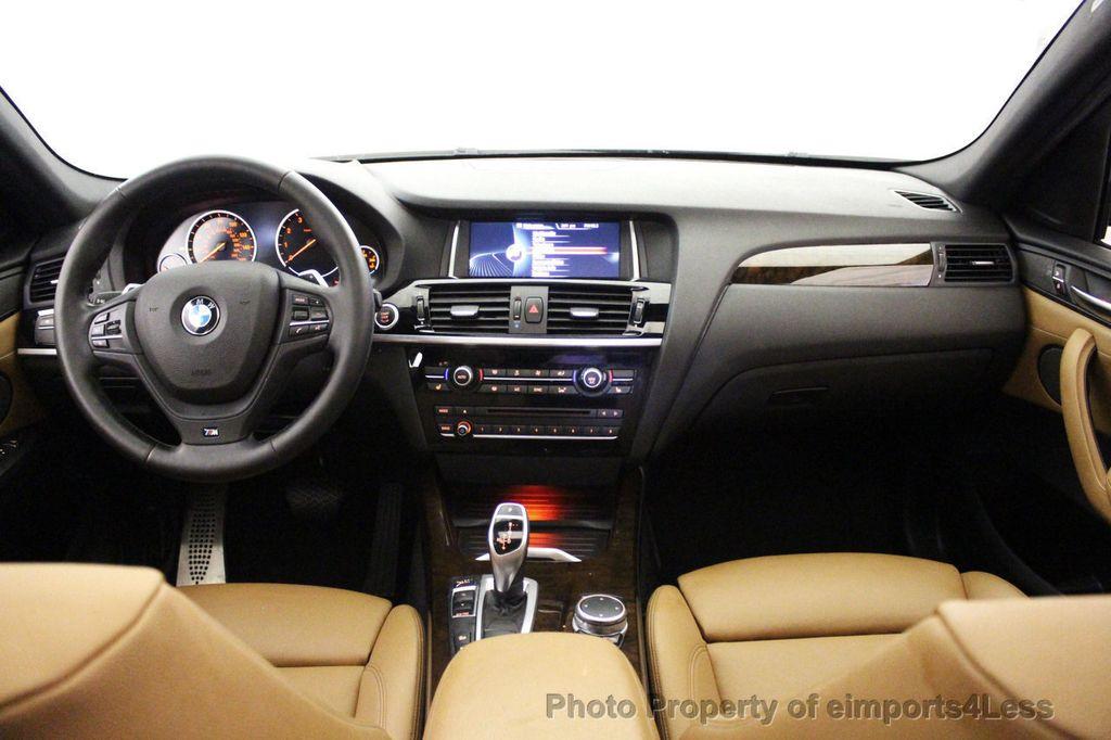 2016 BMW X4 CERTIFIED X4 xDRIVE35i M Sport AWD TECH CAMERA HUD NAV - 18081087 - 35